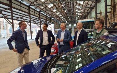 NSW leading the charge with electric vehicle rev-olution